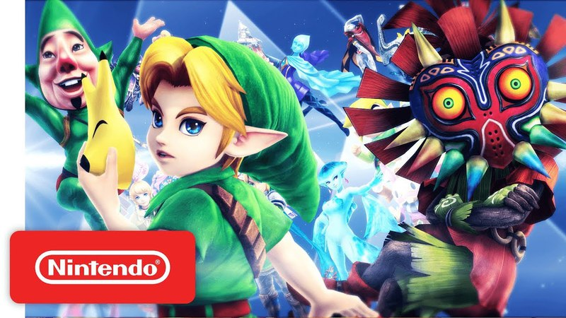 Hyrule Warriors: Definitive Edition - Character Highlight Series Trailer 2 - Nintendo Switch