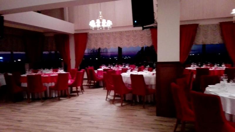 Свадьба. Ресторан «Ridade»
