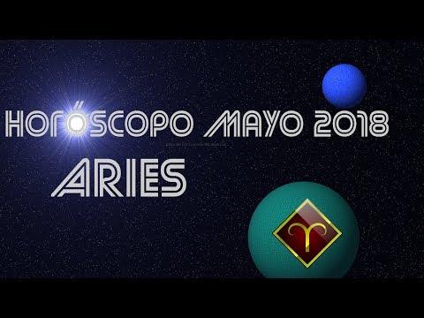 HORÓSCOPO PARA ARIES MAYO 2018