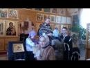 По окончании литургии преждеосвященных Даров раздают освящённые в честь дня 40 а Страстотерпцев Севастийских жаворонки г Чит
