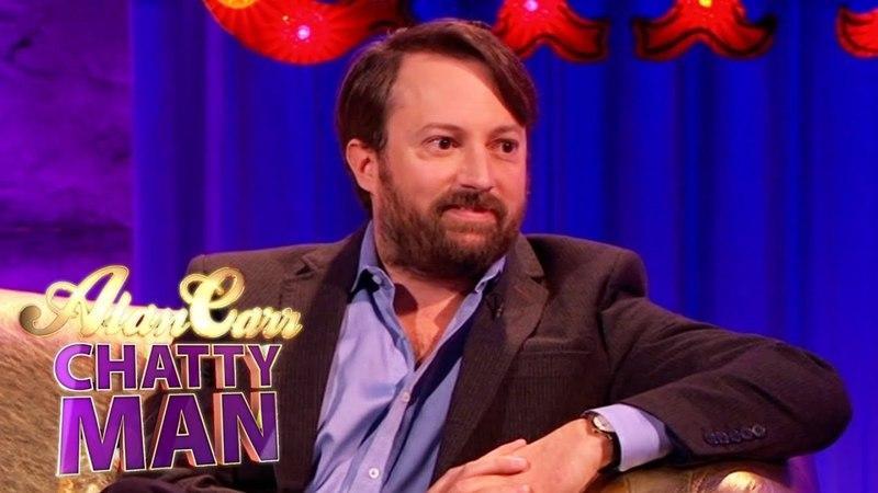 David Mitchell Talks About Peep Show's Future (Full Interview) - Alan Carr: Chatty Man