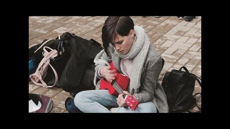 Thomas Mraz - Rolling Stoner (cover Анита Гиззатуллина) ukulele