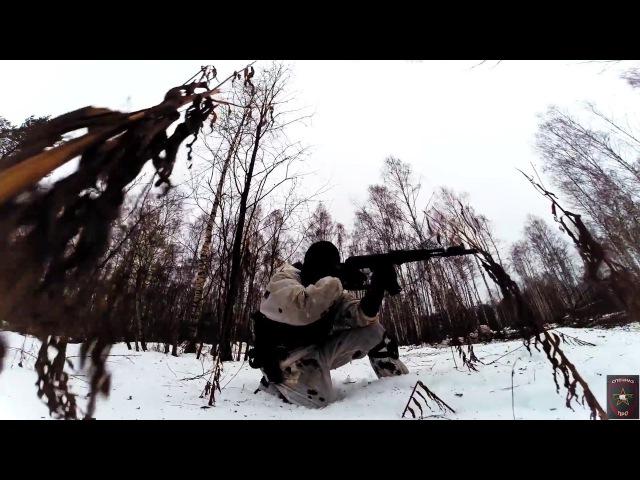 Поисково засадные мероприятия Ярославского ОМОН