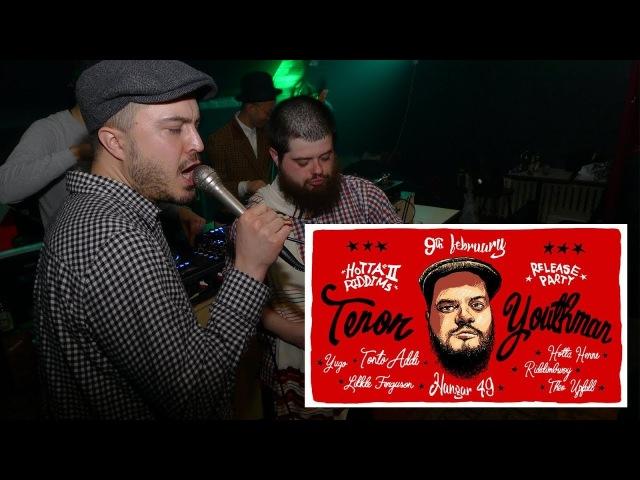 Rub-a-Dub Style in Berlin mit Tenor Youthman, Tonto Addi u. v. m.