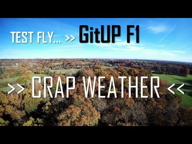 GitUp F1 - летающее крыло Wing Z-84 (скорость до 90 км/ч)