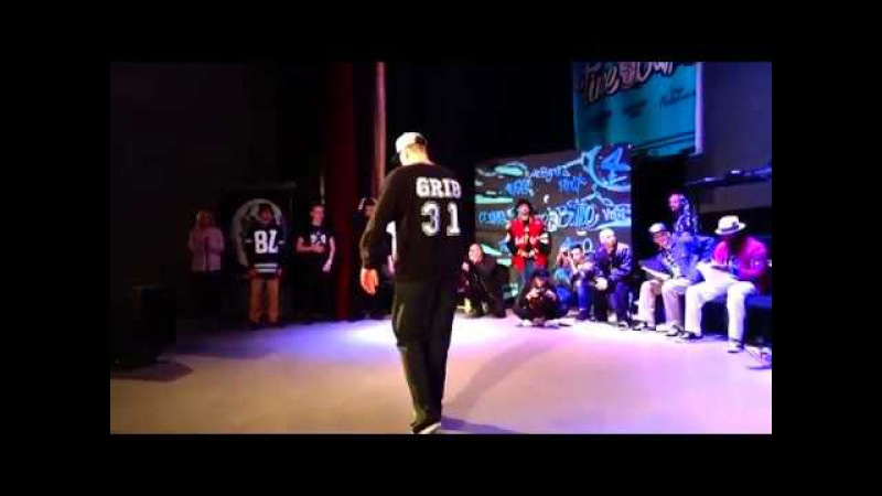 Time4Battle | Popping selection | Grib