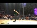 Benji Division Alpha/Rock Force Crew - France Judge showcase Hustle Freeze Vol.12