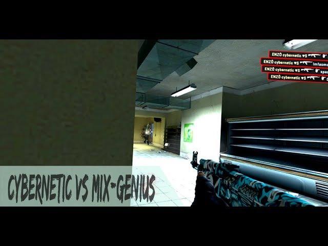 Cybernetic vs Mix-Genius @CSPL Classic Evening Cup