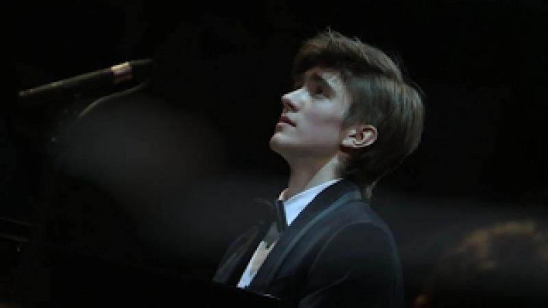 Liszt Piano Concerto No.1 Daniel Kharitonov(Даниил Харитонов)