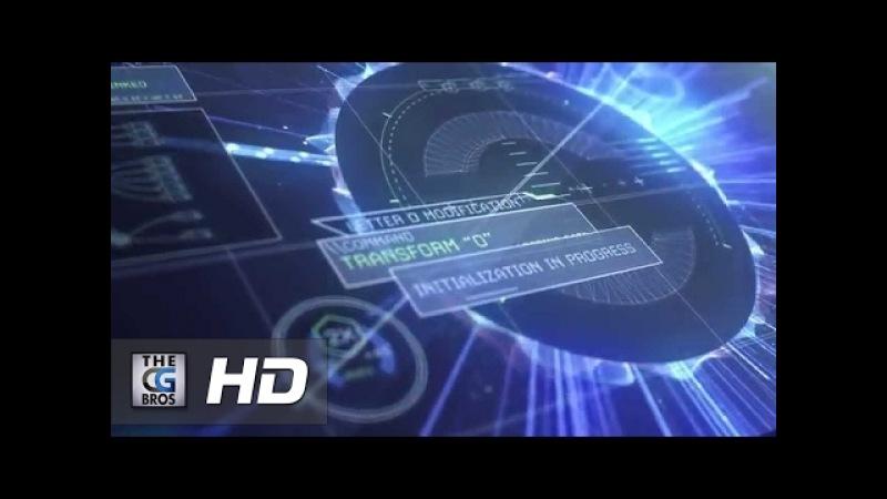 CGI VFX Showreels: HUD Screen Reel - by Likidea