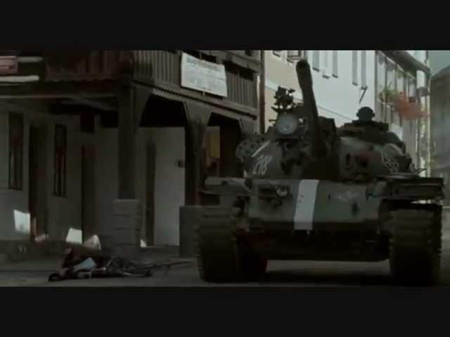 Great Tank Battles T-34 vs T-55