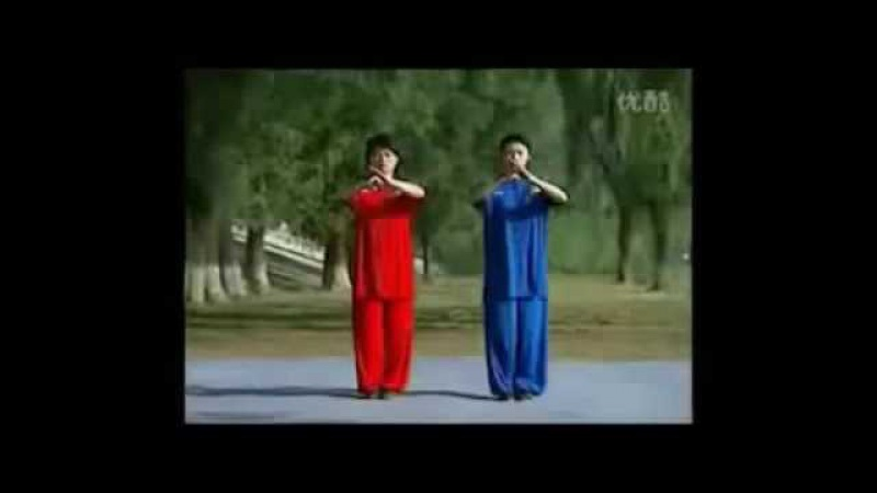 咏春拳基本功 Yong Chun Quan - Basic Skills 1