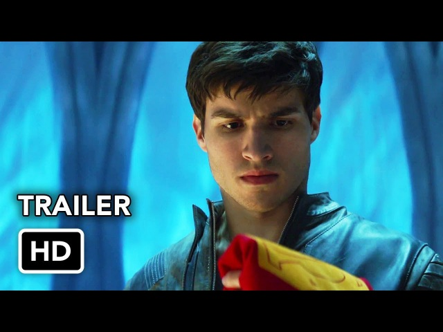 KRYPTON Syfy Trailer HD Superman prequel series Трейлер сериала Криптон