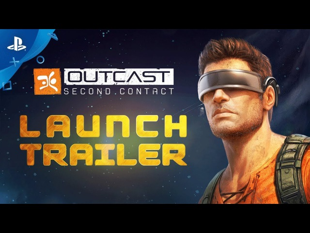 Outcast - Second Contact - Launch Trailer | PS4
