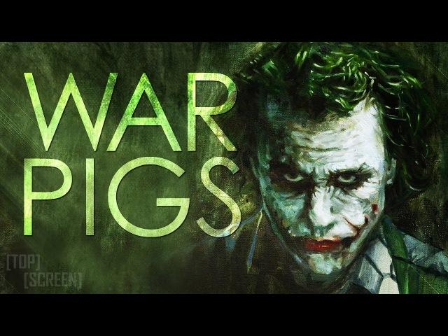 The Dark Knight - War Pigs
