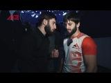Post-fight interview: Rasul Shovkhalov