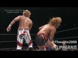 Tetsuya Naito vs YOSHI-HASHI- New Beginning in Osaka 2018 Highlights