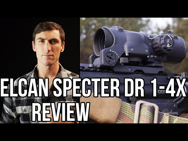 Elcan Specter DR 1-4x Optic Review and Setup
