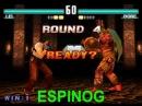 Tekken 3 Online Vs S.E.R.A.F.I.M. BOLO Part 1