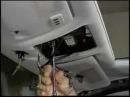 Mercedes W210 - demontare oglinda interioara - clubmercedes.ro
