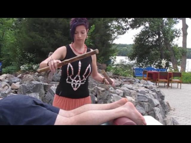 Знакомство с этническим массажем. Часть II. Креольский массаж