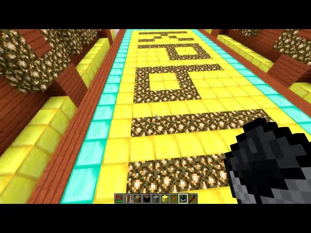 [Самое большое метро в Minecraft] - Серия 27. Голубая линия.