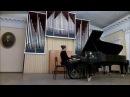 J. Brahms Intermezzo 1,2 op 118 - Olga Ovechkina