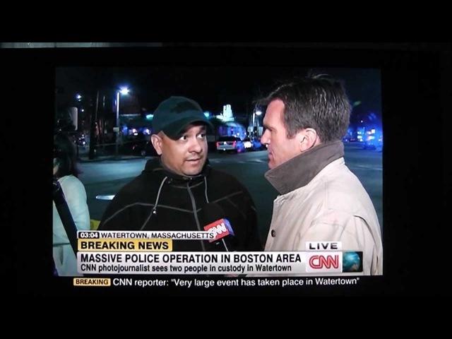 UPDATE 2nd video NEW of the naked man in Boston proves he is Tamerlan Tsarnaev