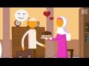 4⁄6 Привычки счастливой Мусульманской Семейной Пары. Они благодарны друг другу за каждый день.