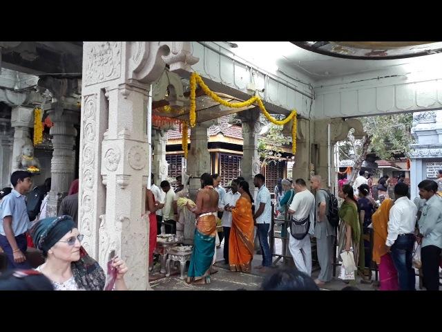 Храм Джанарданы и Махакали в Удупи (Ведалайф тур в Индии)