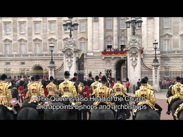 Loescher English Corner 1 - 3 The Royal family _with subtitles