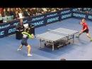 Kou Lei - Pavel Platonov   Ukraine - Belarus (ITTF-EUROPEAN CHAMPIONSHIPS TEAMS QUALIFICATION)