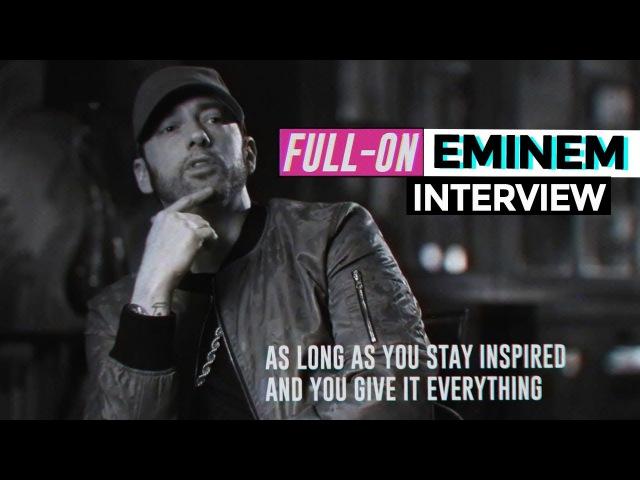 Eminem Interview For Digster OnFleek[2018]