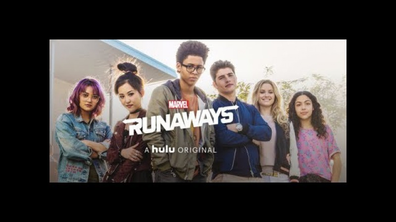 MARVELS Runaways Exclusive with Chuey Martinez *CHUEYTV*