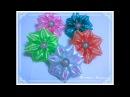 МК Ярких круглых бантиков с жемчужными бусинами Round bows with pearls Arcos redondos com pérolas