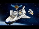 Space Shuttle Explorer - LEGO Creator 3in1 - 31066 - Product Animation