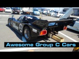 7 Awesome Group C Racecars You May Not Know About