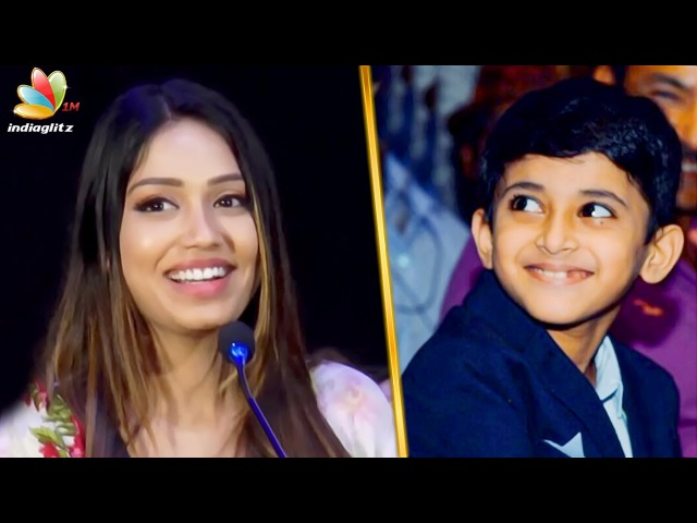 I want to act in Aarav's 100th movie : Nivetha Pethuraj | Tik Tik Tik, Jayam Ravi