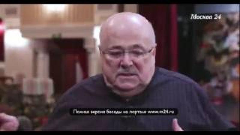 Александр Калягин На сцене возможно все кроме пошлости