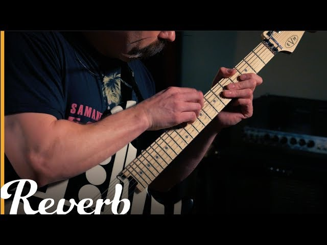 Shredding on the Digitech Whammy with Dan Palmer of Zebrahead | Reverb Tricks