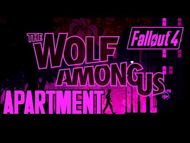Fallout 4 - BIGBY'S APARTMENT from The Wolf Among Us - Cool Player Home Mod by bloodmeat08