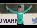 Sihyeong LEE KOR Men Free Skating EGNA-NEUMARKT 2017