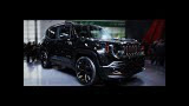 NEW 2018 - Jeep Renegade Desert Hawk - Exterior and Interior 1080p Full HD