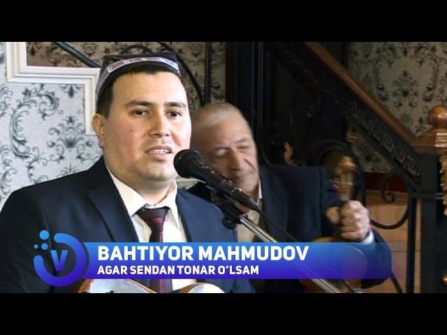 Bahtiyor Mahmudov - Agar sendan tonar o'lsam (jonli ijro) 2018