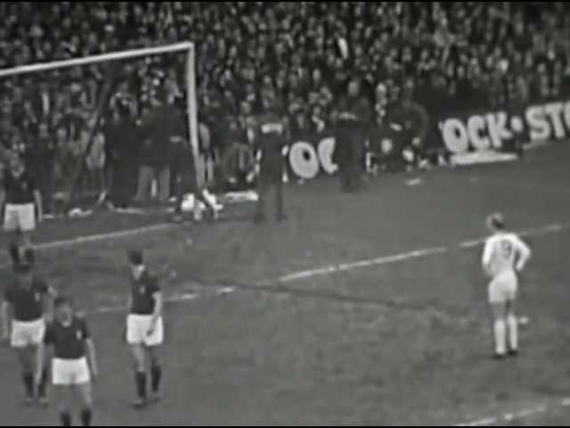 European Cup 1968-69: Manchester United x Milan
