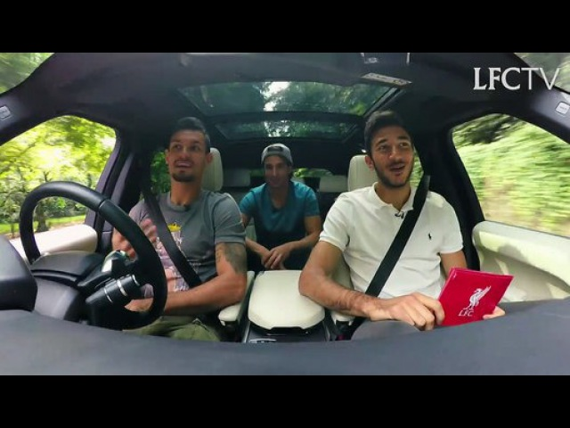 LFC Carpool _ Prank calls, initiation songs and mad celebrations - Video Dailymotion