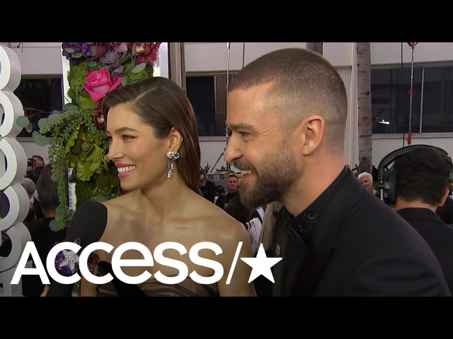 Justin Timberlake Jessica Biel On The Success Of 'The Sinner' What's New With Baby Silas