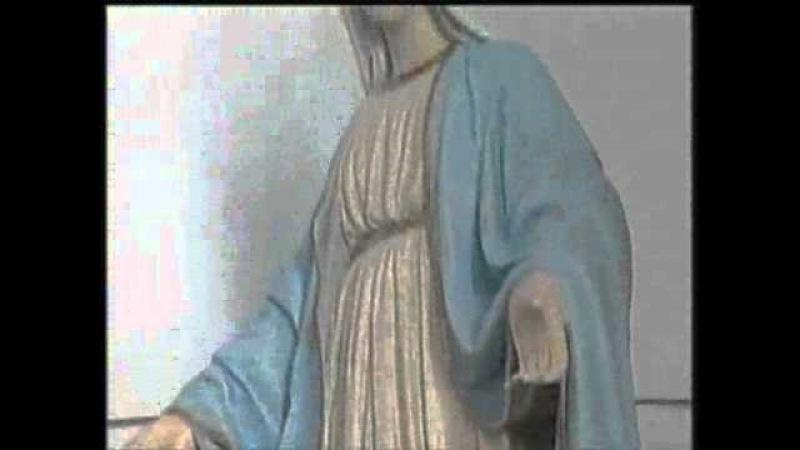 Atlético manda pintar a santa Nossa Senhora da sede