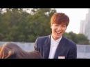 The Heirs - Funny Moment BTS - Lee Min Ho Park Shin Hye