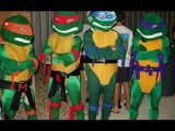 Teenage Mutant Ninja Turtles III c Маргаритой (Eri-Jay)